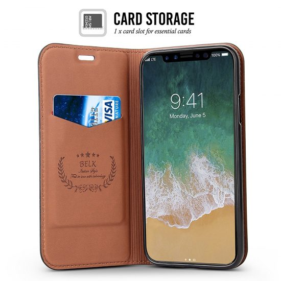 best iphone wallet case 21 best iphone x wallet cases in 2018 stylish amp secure cases 13635