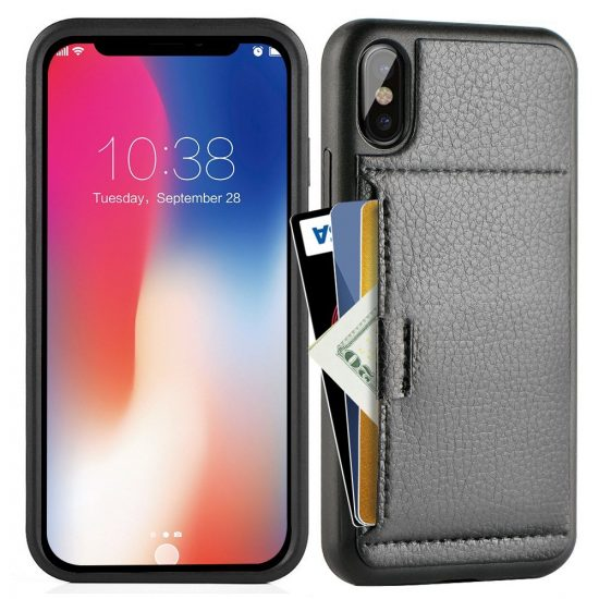 Best Iphone X Leather Wallet Case
