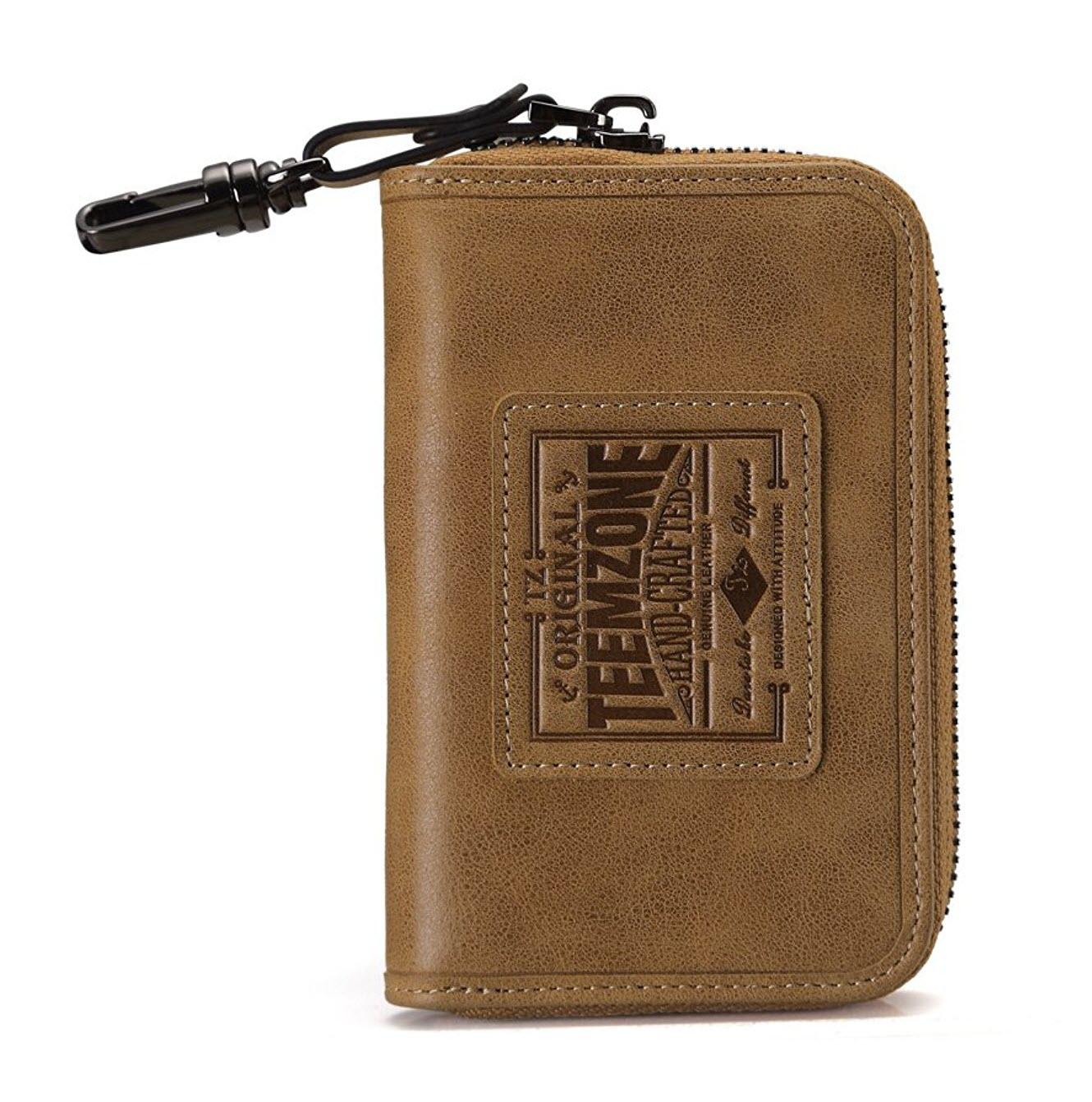 14 Best Mens Leather Zipper Wallet for 2020