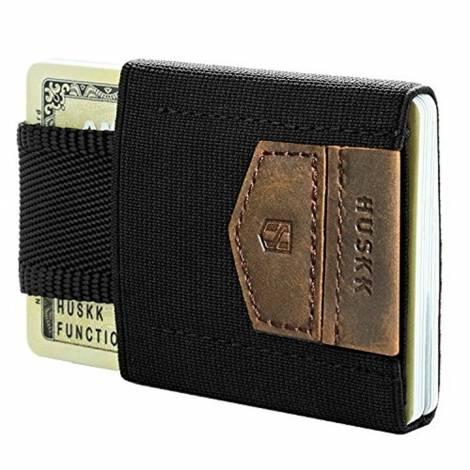 huskk small credit card holder wallet - Best Credit Card Holder