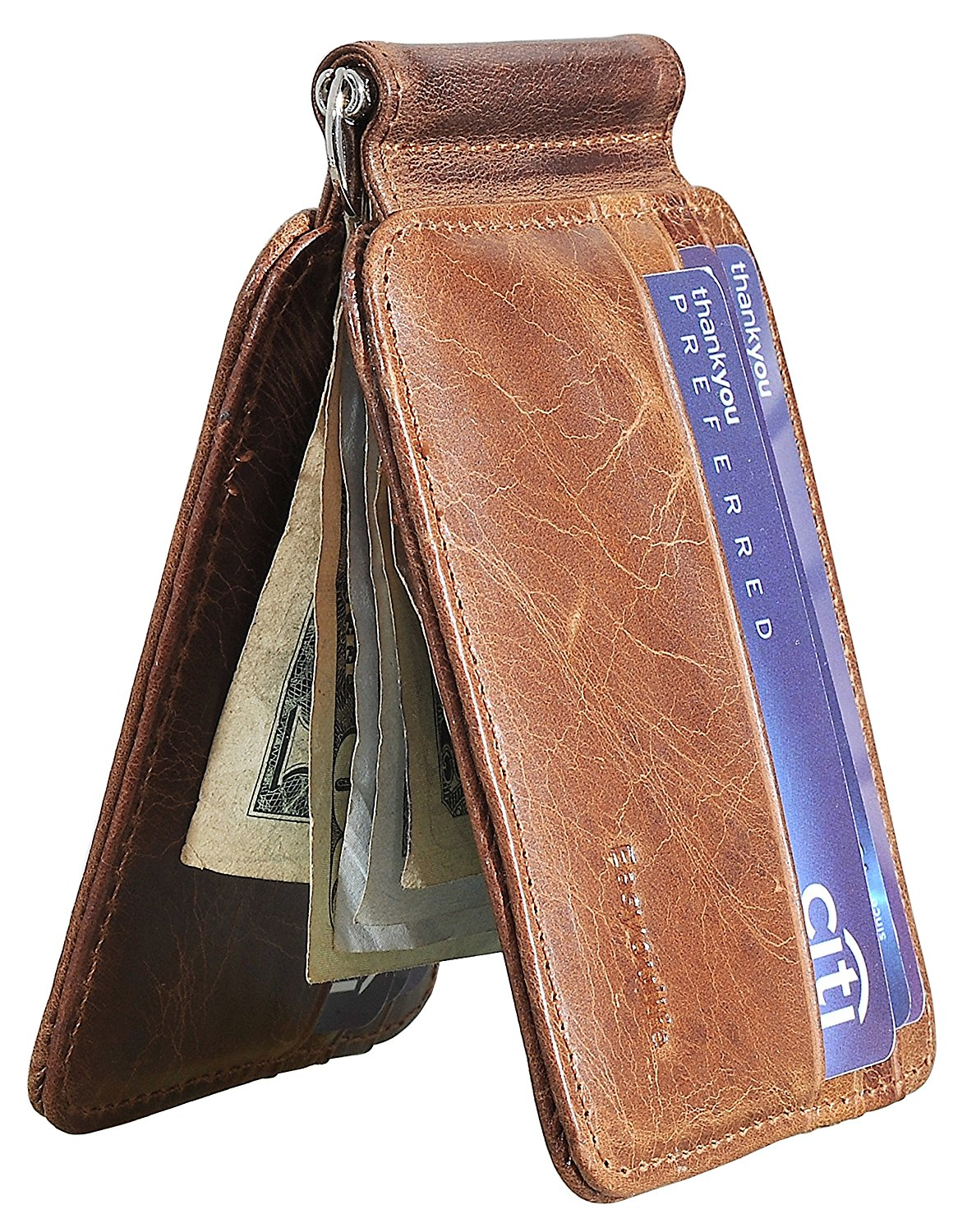 819581a7876a Best Mens Front Pocket Wallet with Money Clip